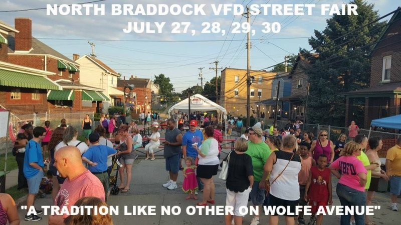 NBFD Street Fair