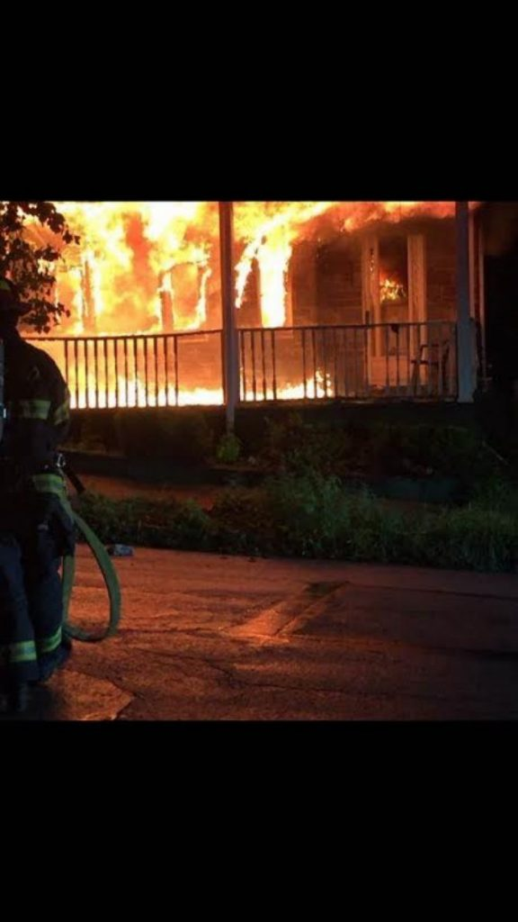 Mutual Aid Residential Structure Fire