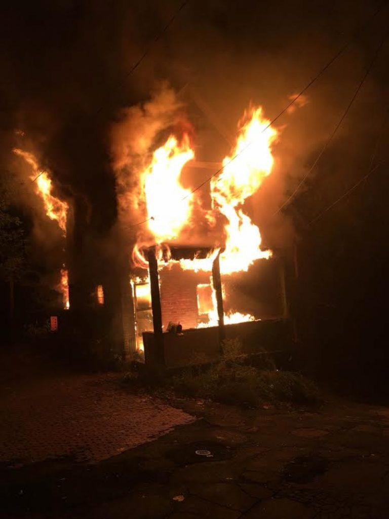 Multiple Residential Structure Fires