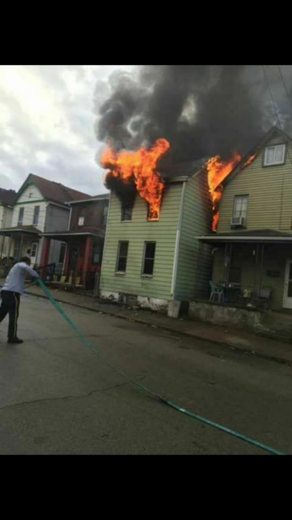Mutual Aid Multiple Residential Structure Fires